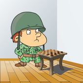 Checkers War: Chapayev Game 2.1
