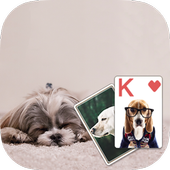 Solitaire Cute Puppies Theme 2.4
