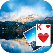 Solitaire Far Mountain Theme 2.4