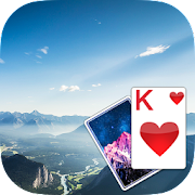 Solitaire Mountain Top Theme 1.9