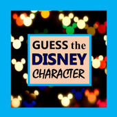 Guess the Disney Character 3.45.6z