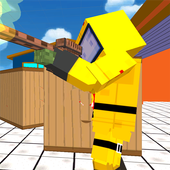 Strike Blocky Fun Multiplayer 1.4