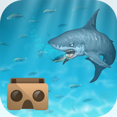 Hungry & Angry Shark World VR 1.0