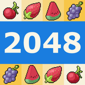 Farm 2048: Fruits Puzzle 1