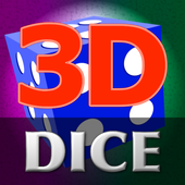 Real 3D Star Dice 2