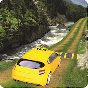 Hill Taxi Simulator Games 2018 1.04