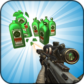 Bottle Shooter Master 1.0