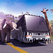 School Bus: Zoo Driving