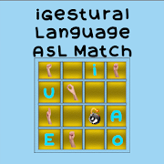 iGestural Language ASL Match 1.0