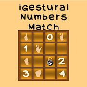 iGestural Numbers Match 1.0