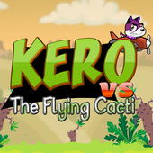 Kero vs Flying Cacti 1.0