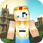 Princess Girls: Craft & Build 1.0
