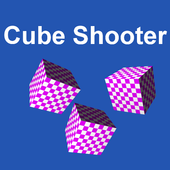Cube Shooter - 1minute 1.0