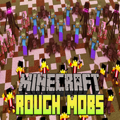 Rough Mobs 2 Mod for MCPE 1.0