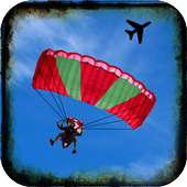 Parachute Jumper Adventure 2.1