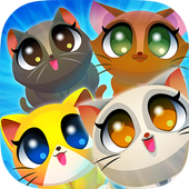 Cute Cats Match 4 1.1.1