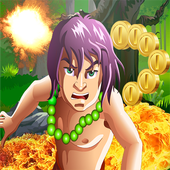 Jungle Castle Runner Boy 1.0