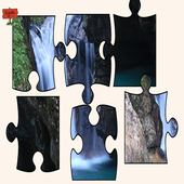 Waterfall Jigsaw Puzzles Games 1.0.0