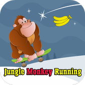 Jungle Monkey Running 1.0