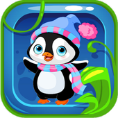 Milky's World - Penguin Run 3