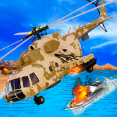 Helicopter Gunship Air Fighter 1.01
