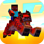 Mod Big Cats for MCPE 1.0