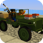 Mod Military Jeeps for MCPE 1.0
