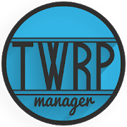 TWRP Manager  (Requires ROOT) 9.6