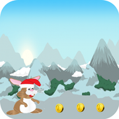 Rabbit Christmas Running Games 1.0