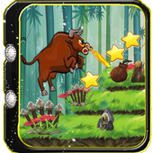cow angry jump jungle run 1.0