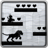 Jungle Lion Shadow King Kong 1.8