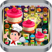 Sweet Cookie Jam Mania 1.0