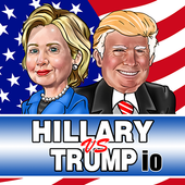 Hillary vs Trump io (opoly) 4.58