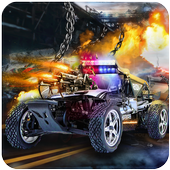 Police car road chase 1.1