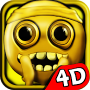 Stickman Run 4D - Fun Run 6.0
