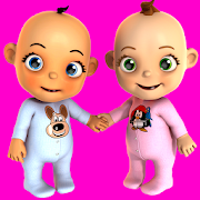 Talking Baby Twins Newborn Fun 1.0