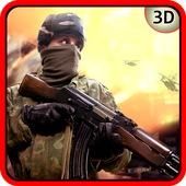Commando Combat Sniper Shooter 1.0