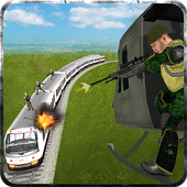 Helicopter Flying Train Sniper 1.0.1