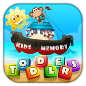 Kids Memory Game - Toddlers 2.0