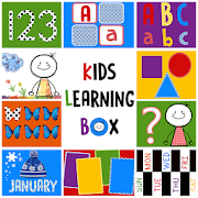 Kids Learning Box: Preschool 1.3