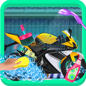 Crazy Sports Bike Wash Salon 1.0.1