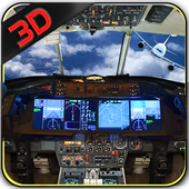 Airplane Driving Simulator 3D 1.0