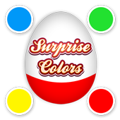 Learn Colors Surprise Toys 1.5