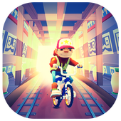 Subway BMX Guardian Games free 1.0