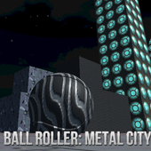 Ball Roller: Metal City 1.0