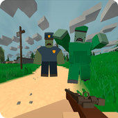 Planet attack zombie: survival 4