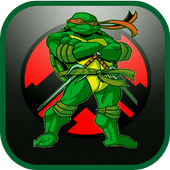 Turtle shadow ninja run 1.0