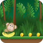 Monkey Cartoon Games Running 1.0