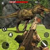 Dino Attack Survival: Mountain Dinosaur Hunting HD 1.0