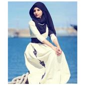 ef63ce043ef8c جديد صور الفساتين للمحجبات ...